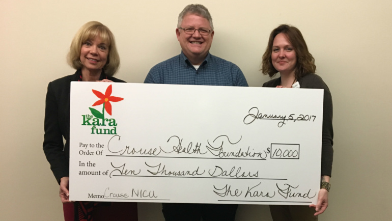 Grant to the Crouse Health Foundation