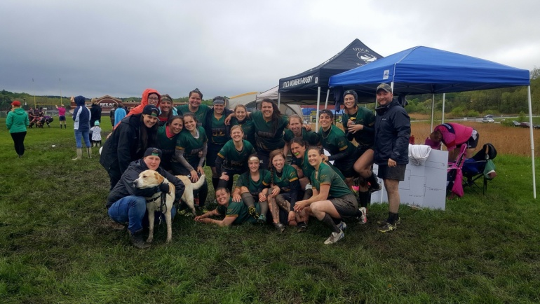 Uticuse Women's Rugby – 5th annual Ruck Cancer Tournament
