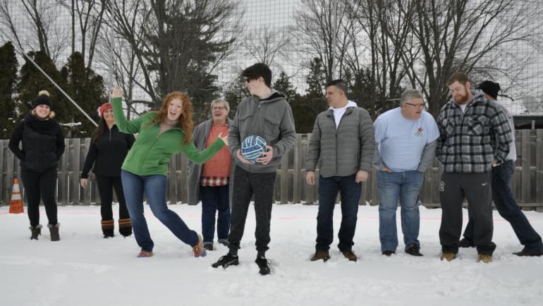 2018 Winter Volleball Tournament – March 3rd
